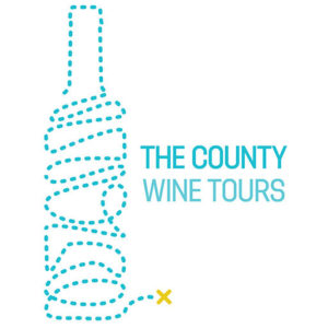 Logo The County Wine Tours, Prince Edward County PEC